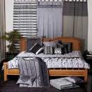 Home Decorative Smooth Finished Curtain