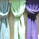 Smooth Finished Skin Friendly Scarf