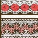 Smooth Finished Crafted Lace