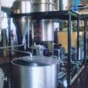 Industrial Grade Milk Processing Plant