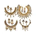 Intricately Designed Necklace And Earring Set