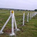 Industrial Grade Fencing Pole