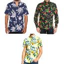 Solid/ Printed Shirt For Men