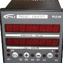 Preset Counter With 4/ 8 Digit Sensor