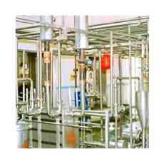 Low Power Consuming Milk Pasteurization Plant