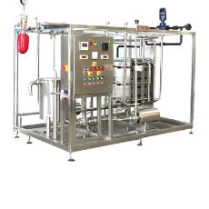 Pasteurization Module For Food Processing