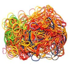 Shock Resistant Rubber Band
