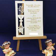 Smooth Finished Invitation Card