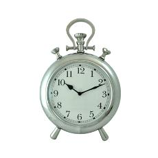 Round Shaped Table Clock