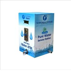 Coin Operated Water Vending Machine