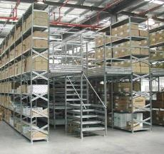 Two-Tier Multi-Tier Racking System