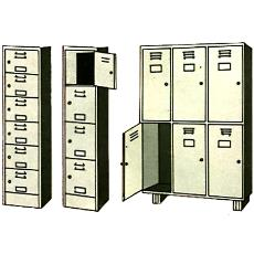 Personal And Industrial Lockers