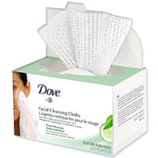 Dove Facial Cleansing Cloths 91