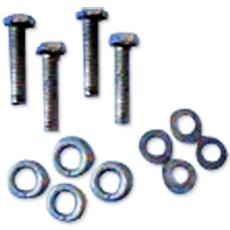 Galvanized Nuts / Bolts And Washers