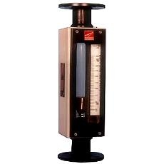 Flow Rate Measuring Glass Tube Rotameter