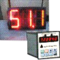 Programmable Indicator With Mild Steel Powder Coated Enclosure