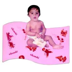 Soft And Flexible Rubber Sheet For Babies