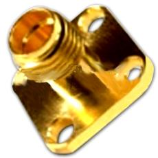 Semi-Precision 3Mm High Frequency Sub Miniature Connectors