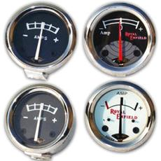 Automobile Ammeter With Backlit Dial