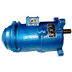 Geared Brake Motors With 3 Parts