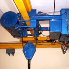 Hoists With Lifting Capacity 0.25 To 50 Tons