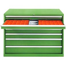 Tool Storage Cabinet With Wide Width