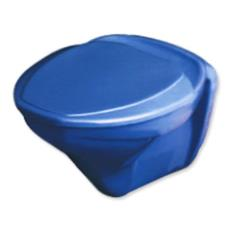 Walvit Pan With Anti-Microbial Protected Seat Cover