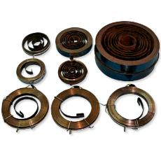 Carbon Steel/ Stainless Steel Made Industrial Power Spring
