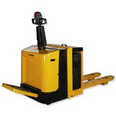 Electric Stand-On Pallet Truck