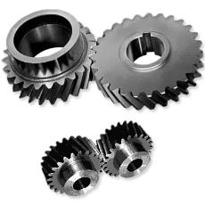 Cylindrical Type Industrial Helical Gear