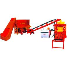 Fully Automatic Colour Paver Block Making Machine