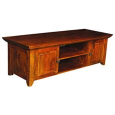 Wooden Television Cabinet With Drawer