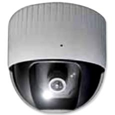 High Resolution Dome Camera With Audio Function