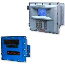 Self Diagnostic Batch Controller With Lcd
