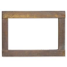 Rustic Wooden Mirror Frame