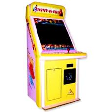 Arcade Video Game With 1/2 Children Capacity