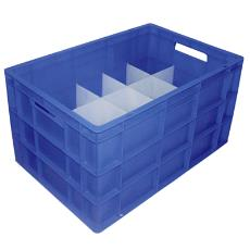 Industrial Crate With Two Side Holding Option