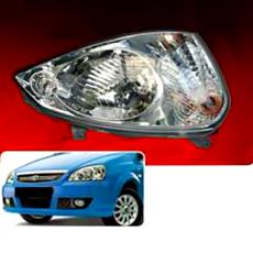 Head Lamps For Car
