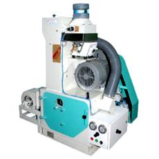 Pneumatic Sheller With Double Inlet Cooling Blower