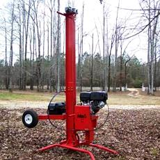 Fixed Displacement Pump Operated Hydraulic Rig