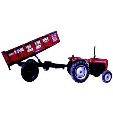 Corrosion Resistant Agricultural Tipping Trailer