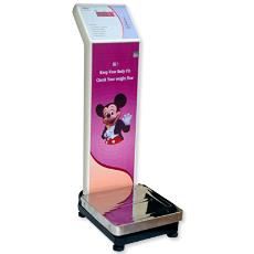 Overload Protected Coin Scale