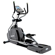 Elliptical Trainer With Seven Inch Backlit Lcd