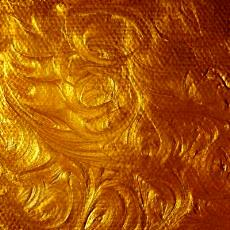 Non- Flammable Low Odour Gold Paint