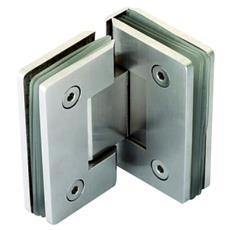 Stainless Steel Shower Hinges