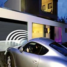 Garage Door Operator With Automatic Safety Cut-Out Facility