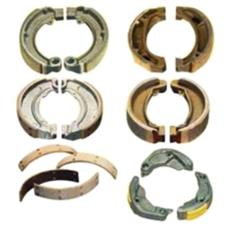 Brake Shoes For Two And Three Wheeler
