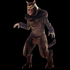 Full Body Werewolf Costume Indian Products Directory