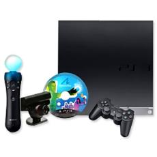 Playstation With Move Starter Pack Bundle