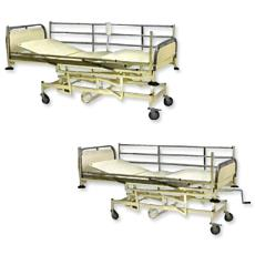 Electrically Operated Icu Bed
